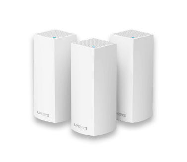 DISH Smart Home Services - Linksys Velop Mesh Router - Muleshoe, Texas - Ace Satellite - DISH Authorized Retailer