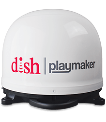 Playmaker - Outdoor TV - Muleshoe, Texas - Ace Satellite - DISH Authorized Retailer