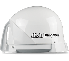 The Tailgater - Outdoor TV - Muleshoe, Texas - Ace Satellite - DISH Authorized Retailer