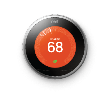 DISH Smart Home Services - Nest Learning Thermostat - Muleshoe, Texas - Ace Satellite - DISH Authorized Retailer